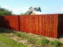 строить забор, ограждение город Липецк