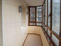 Ремонт балкона в Липецке. Ремонт лоджии