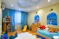 Ремонт и отделка детской комнаты в Липецке